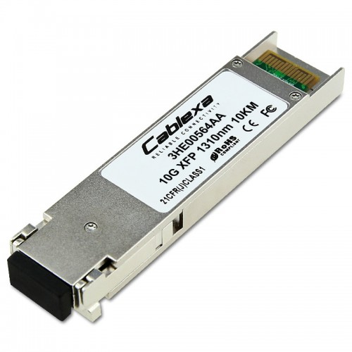 Alcatel-Lucent 3HE00564AA, 10GBASE-LW/LR - XFP, 1310 nm 10 km LC