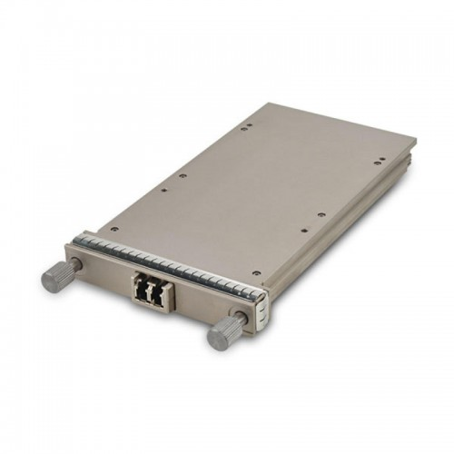 Alcatel-Lucent 3HE04821BA, 1-port 100GBase LR4 Low Power 10km CFP Optics Module, 10km, LC Connector, RoHS 6/6 compliant