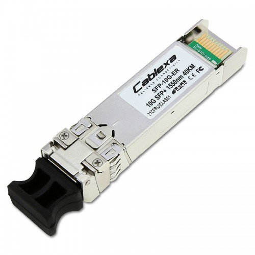 Alcatel-Lucent SFP-10G-ER, 10GBase-ER SFP+ Optical Transceiver, 1550nm 40km