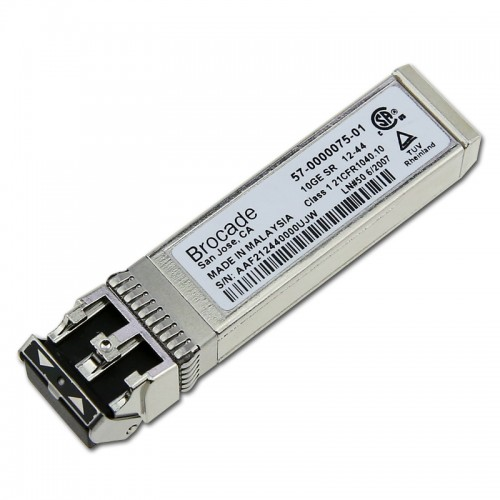 New Original Brocade 10GE SR SFP+ Transceiver