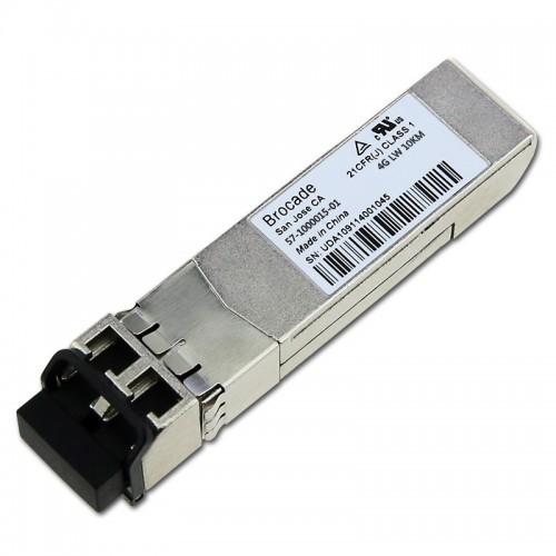New Original Brocade 4G FC LWL SFP+ 10KM Transceiver