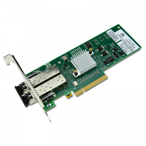 New Original Brocade Dual Port 8Gbps Fibre Channel to PCIe Host Bus Adapter