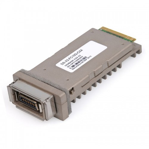 Cisco Compatible DS-X2-FC10G-CX4 10-Gbps Fibre Channel-Copper Transceiver, X2, CX4