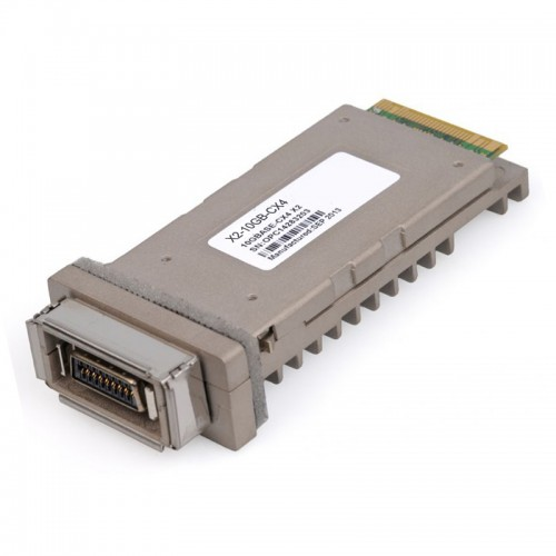 Cisco Compatible X2-10GB-CX4 10GBASE-CX4 X2 transceiver module for CX4 cable, copper, InfiniBand 4X connector