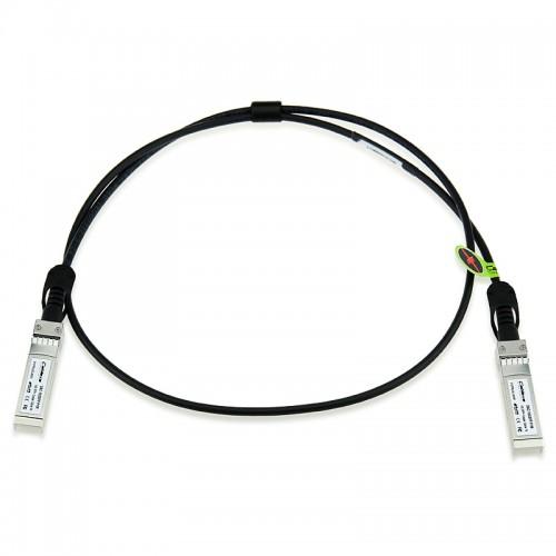10GB SFP+ to SFP+ Direct Attach Cable, Copper, 1 Meter, Passive