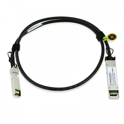 10GB SFP+ to XFP Direct Attach Cable, Copper, 1 Meter, Active