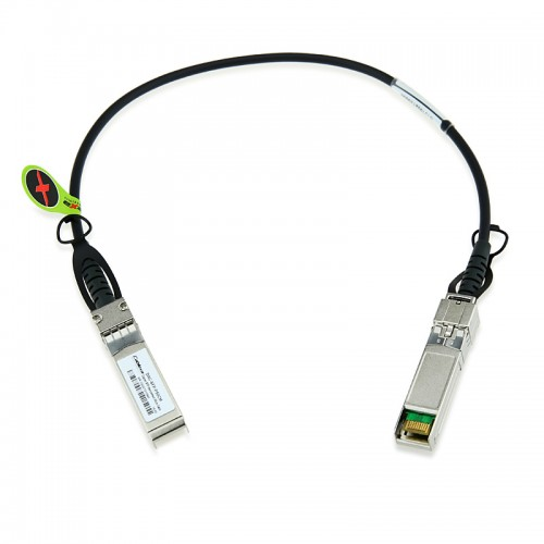 1~4GB SFP to SFP Direct Attach Cable, Copper, 0.3 Meter