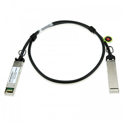 10GB XFP to XFP Direct Attach Cable, Copper, 1 Meter, Passive