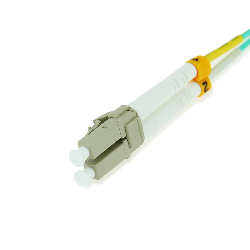 Om4 40g 50125 multimode duplex fiber optic patch cable custom om4 40g 50125 multimode duplex fiber optic patch cable sciox Images
