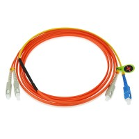 Custom OM1 62.5/125 Mode Conditioning Patch Cable