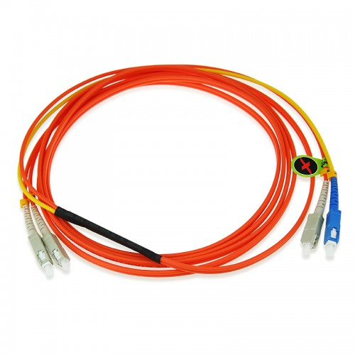 Custom OM2 50/125 Mode Conditioning Patch Cable
