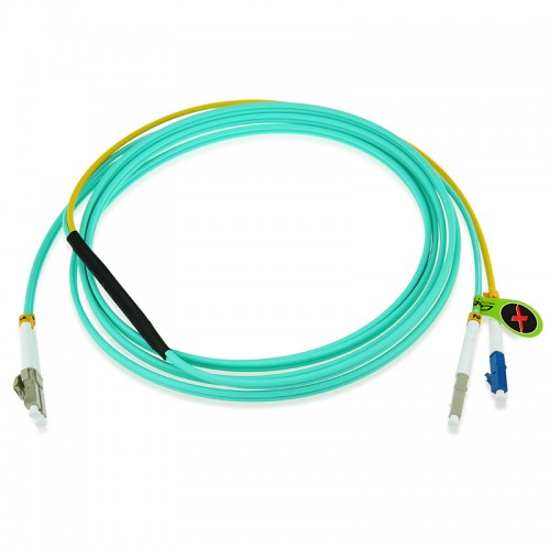 Custom 10G OM3 50/125 Mode Conditioning Patch Cable