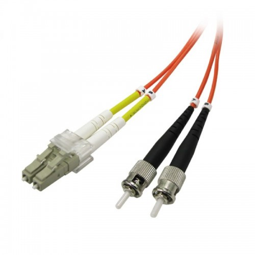 HP Compatible 33201 Cables-To-Go 4m LC-ST 62.5/125 OM1 Duplex Multimode PVC Fiber Optic Cable
