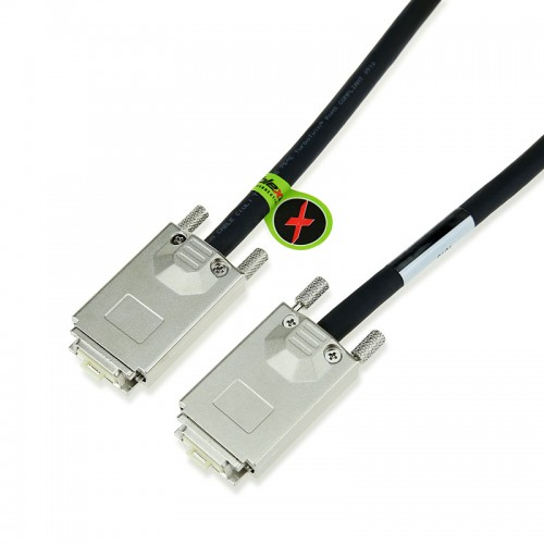 HP Compatible 389671-B21 EXT SAS 4M Cable, CX4-CX4 Thumbscrew 10GB Ethernet Cable, 389956-001