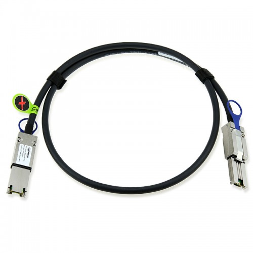 HP Compatible 419569-B21 Ext Mini SAS .5m Cable, 408770-001