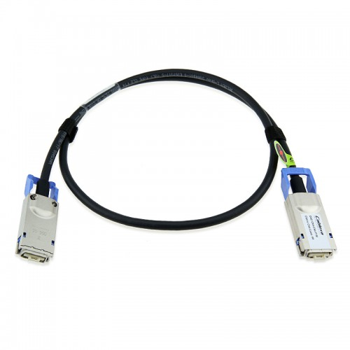 HP Compatible 444477-B22 BladeSystem c-Class 1m 10-GbE CX4 Cable Option