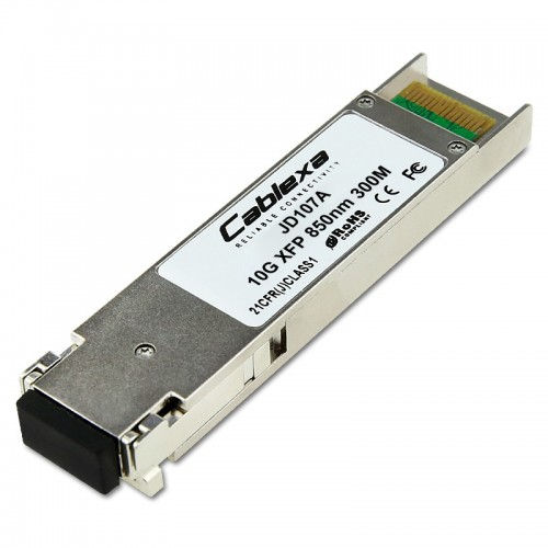 HP Compatible JD107A X130 10G XFP LC ZR Single Mode 80km 1550nm Transceiver