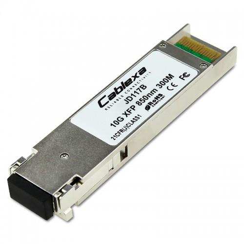 HP Compatible JD117B X130 10G XFP LC SR Transceiver