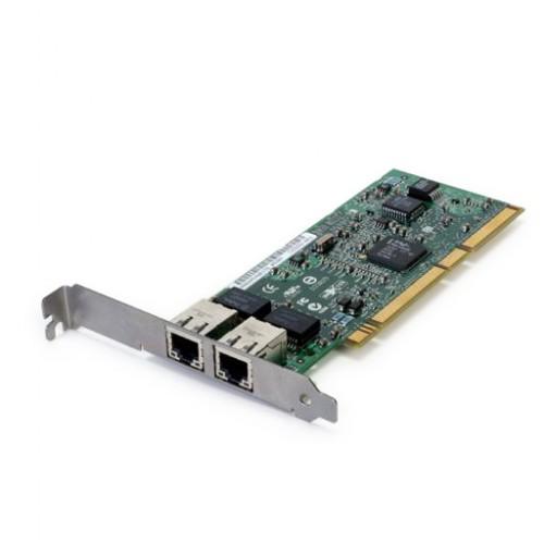 HP NC7170 DUAL PORT PCI-X 1000T GIGABIT SERVER ADAPTER, 313882-B21, 313586-001, 313559-001
