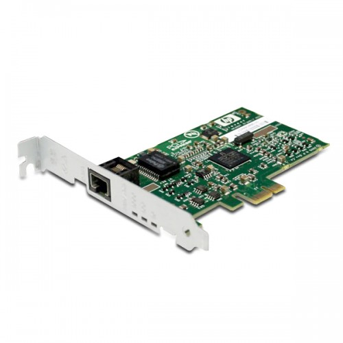 HP NC320T PCI-E GIGABIT SERVER ADAPTER, 395866-001, 366605-001