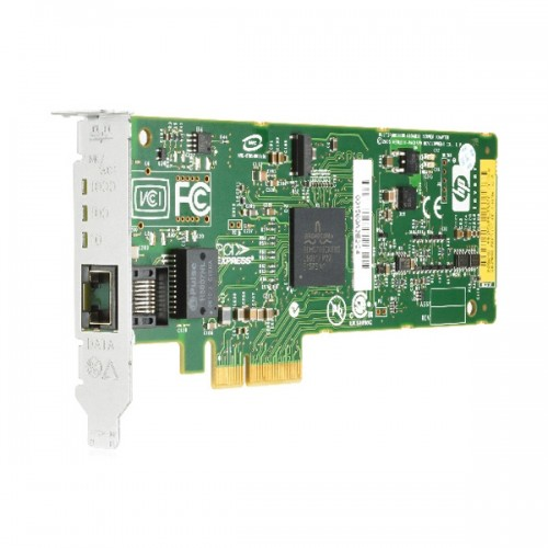 HP NC373T PCI-E MULTIFUNCTION GIGABIT SERVER ADAPTER, 395861-001