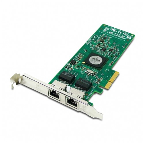 HP NC382T PCI EXPRESS DUAL PORT MULTIFUNCTION GIGABIT SERVER ADAPTER, 458491-001, 453055-001