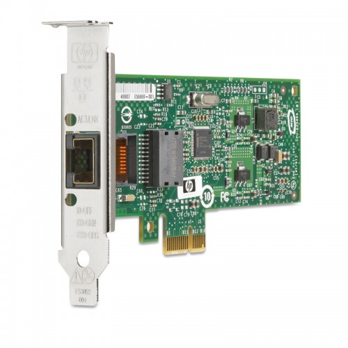 HP NC112T PCI EXPRESS GIGABIT SERVER ADAPTER, 503827-001