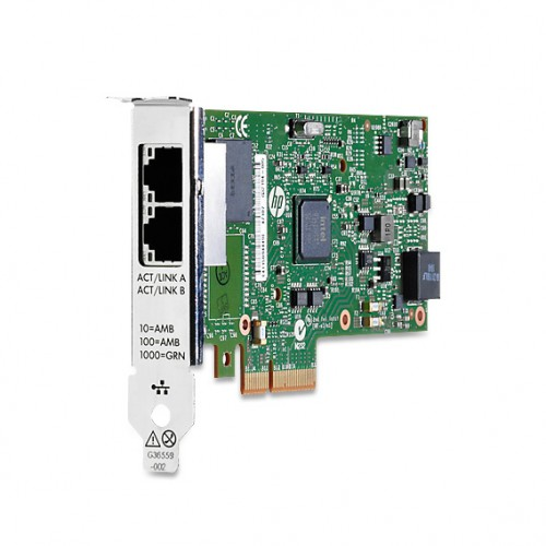 HP ETHERNET 1GB 2-PORT 361T ADAPTER, 652495-001