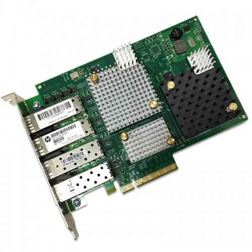 New Original HP SPS-BD ADAPTER 8GBIT FC 4 PORT HBA, 759086-001
