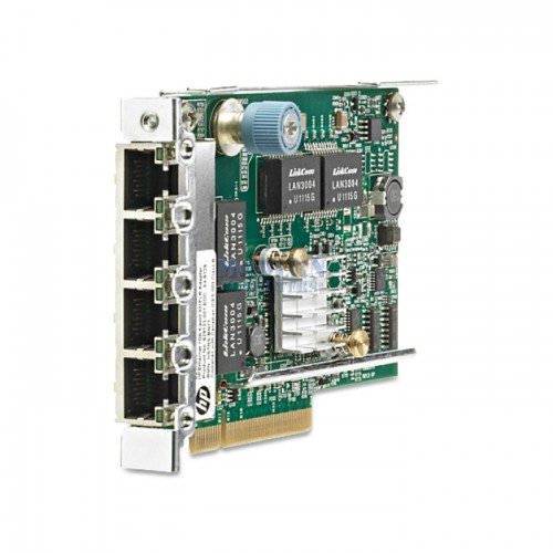HP ETHERNET 1GBE 4P 331FLR FIO ADAPTER, 634025-001