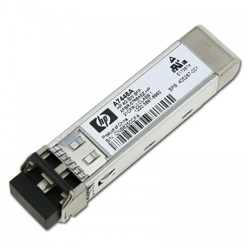 New Original HP 4GB SHORT WAVE FIBRE CHANNEL SFP+ 1 PACK TRANSCEIVER, 381730-001