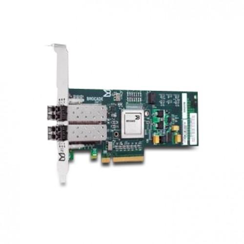 New Original HP FC2242SR 4GB 2-PORT PCIE X4 FIBRE CHANNEL HOST BUS ADAPTER, 697888-001