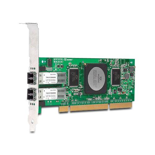 New Original HP PCI-X 2.0 DUAL-PORT 4GB FC ADAPTER, AB379-60001