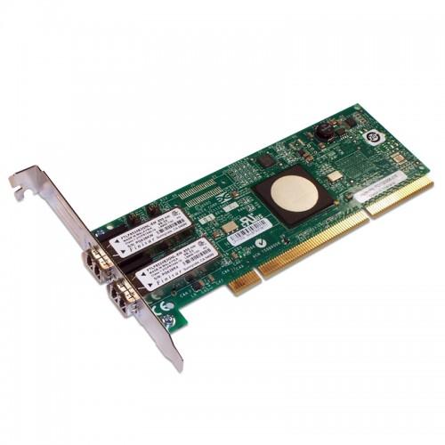 New Original HP STORAGEWORKS FC2243 4 GB PCI-X 2.0 DC HBA, 410985-001