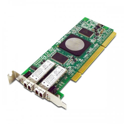 New Original HP STORAGEWORKS FC1243 4GB PCI-X 2.0 DUAL CHANNEL HBA, 418936-001