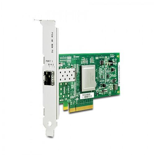 New Original HP PCI EXPRESS 1-PORT 8GB FIBRE CHANNEL SR (QLOGIC) ADAPTER
