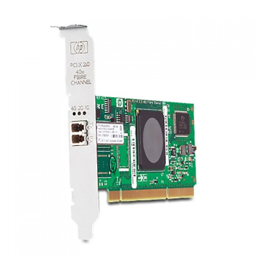 New Original HP 8GB 1-PORT PCIE FIBRE CHANNEL HOST BUS ADAPTER