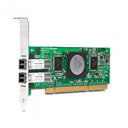 New Original HP 8GB 2-PORT PCIE FIBRE CHANNEL HOST BUS ADAPTE