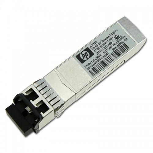 New Original HP AJ716A 8Gb Shortwave B-series FC SFP+ Transceiver, 468507-001, AJ716-63001