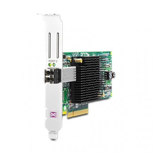 New Original HP 81E 8GB 1-PORT PCIe x8 FIBRE CHANNEL HOST BUS ADAPTER, 697889-001