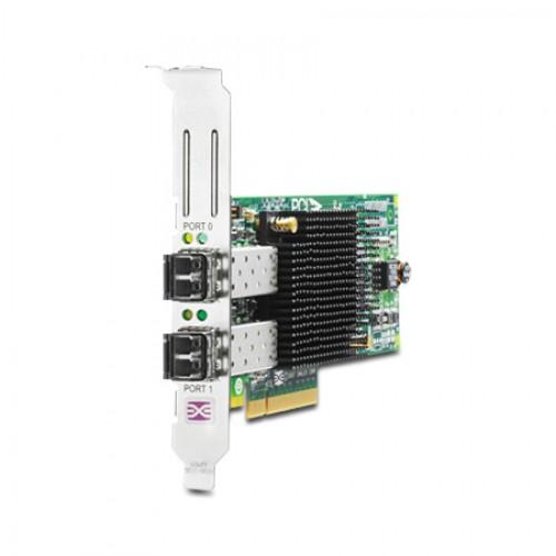 New Original HP 82E 8GB 2-PORT PCIe x8 FIBRE CHANNEL HOST BUS ADAPTER, 489193-001