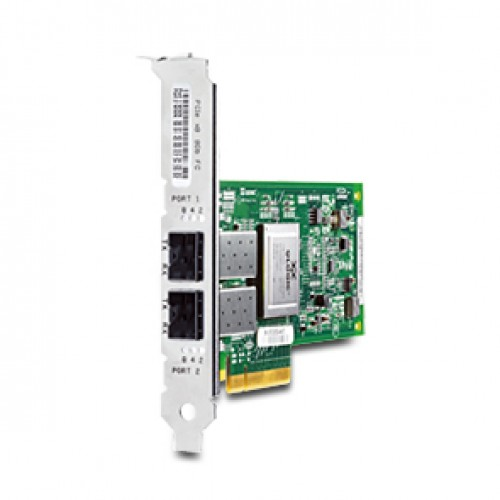 New Original HP 82Q 8GB 2-PORT PCIE X8 FIBRE CHANNEL HOST BUS ADAPTER, 489191-001