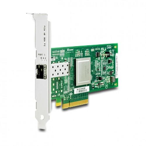 New Original HP 81Q 8GB 1-PORT PCIE X8 FIBRE CHANNEL HOST BUS ADAPTE, 489190-001