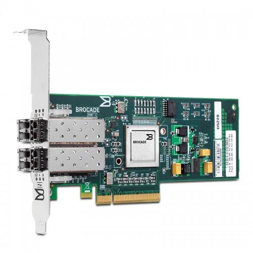 New Original HP 42B 4GB 2-PORT PCIE X4 FIBRE CHANNEL HOST BUS ADAPTER, 571519-001