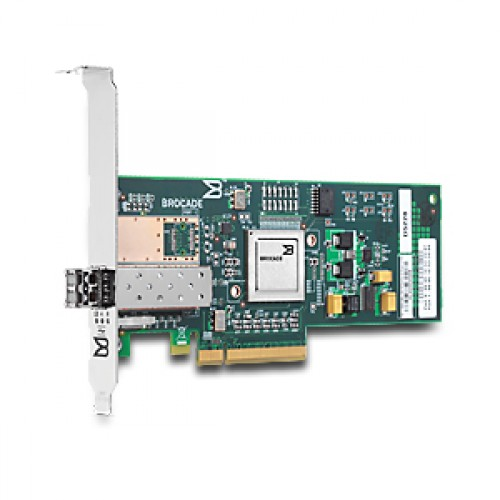 New Original HP StorageWorks 81B PCI-e Fibre Channel Single Port Host Bus Adapter, 571520-002