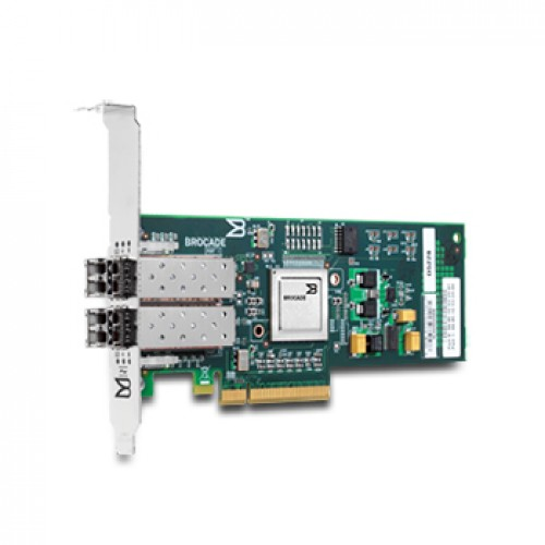 New Original HP 82B 8GB 2-PORT PCIE FIBRE CHANNEL HOST BUS ADAPTER, 571521-002