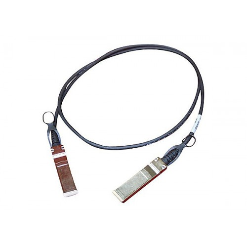 HP B-SERIES SFP+ TO SFP+ ACTIVE COPPER 1.0M DIRECT ATTACH CABLE