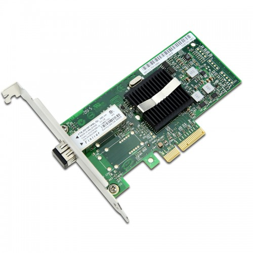 New Intel EXPI9400PF, Intel PRO/1000 PF Server Adapter, Intel 82572 Controller, Gigabit Ethernet, Single Port, LC MMF