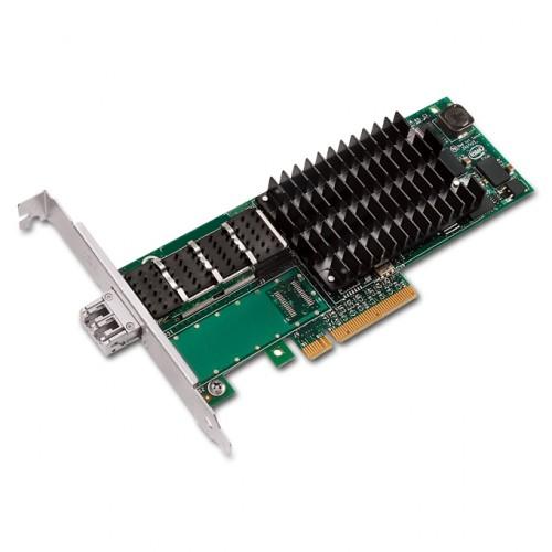 New Intel EXPX9501AFXSR, Intel 10 Gigabit XF SR Server Adapter, Single Port, LC MMF