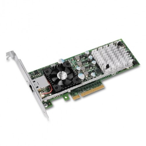 New Intel EXPX9501AT, Intel 10 Gigabit AT Server Adapter, RJ45, 10GbE, PCIe, 82598